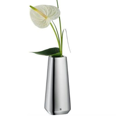 WMF Vase Stratic 18cm aus rostfreiem Edelstahl für 15,95€ (statt 31€)