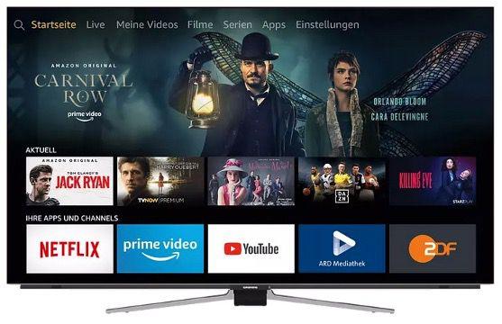 Grundig 65 Zoll OLED UHD Fernseher für 1.286,47€ (statt 1.799€)