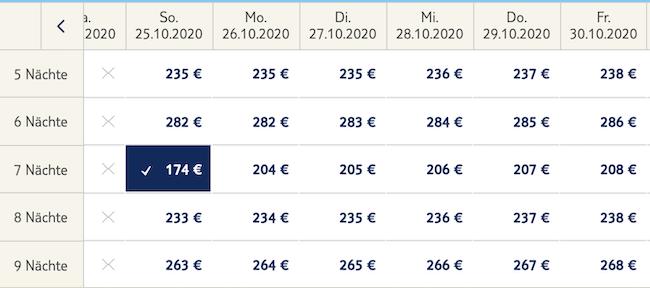 7 Nächte im Blockhaus im Ferienpark Geesthof ab 159€ (günstiger als nur 5 Nächte)