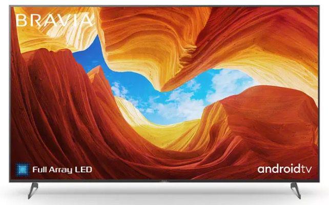 Sony KD 85XH9096   85 Zoll UHD Android Fernseher mit 120 Hz für 2.149€ (statt 2.419€)