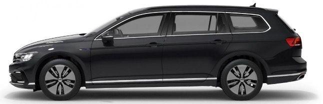 Gewerbe: Volkswagen Passat GTE Hybrid Kombi mit 156PS für 79€ netto mtl.   LF 0,32