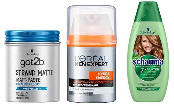 4 für 3 Drogerie Artikel bei Amazon – z.B. 4x LOréal Men Expert Hydra Energy ab 12€ (statt 23€)