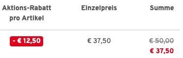 Glattsand Herren Steppjacke mit Stretcheinsatz in Grau für 37,50€ (statt 90€)