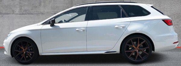 Seat Leon Sportstourer Cupra 4Drive DSG mit 300 PS für 299€ mtl.