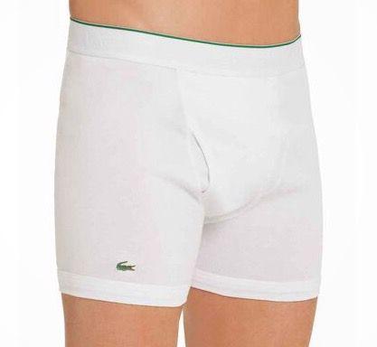 12er Pack Lacoste Essentials Pants aus Supima Cotton für 63,96€ (statt 120€)   nur S und M