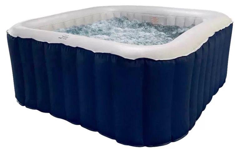 Lite by mspa Whirlpool Lite mit Heizfunktion auf max. 40°C für 289€ (statt 347€)