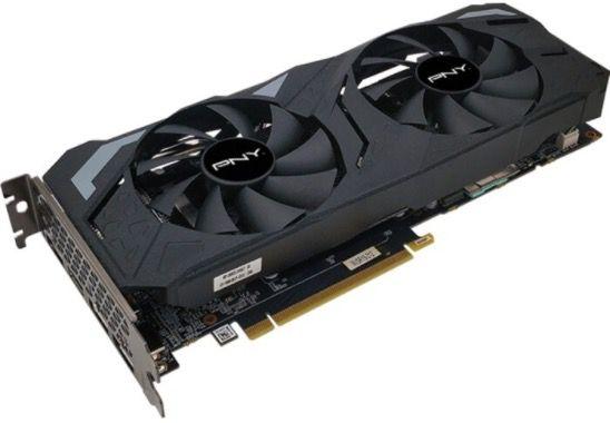 PNY GeForce RTX 2070 Super Dual Fan 8GB Grafikkarte für 386,20€ (statt 469€)