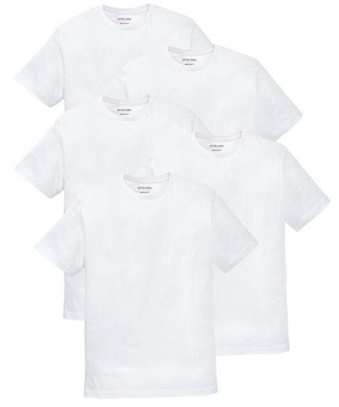 5er Pack OTTO KERN T Shirts mit Rundhals bis 4XL für 29€ (statt 43€)