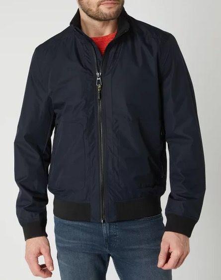 Montego Blouson mit Reißverschlusstaschen für 13,99€ (statt 27€)   L, XL, XXL