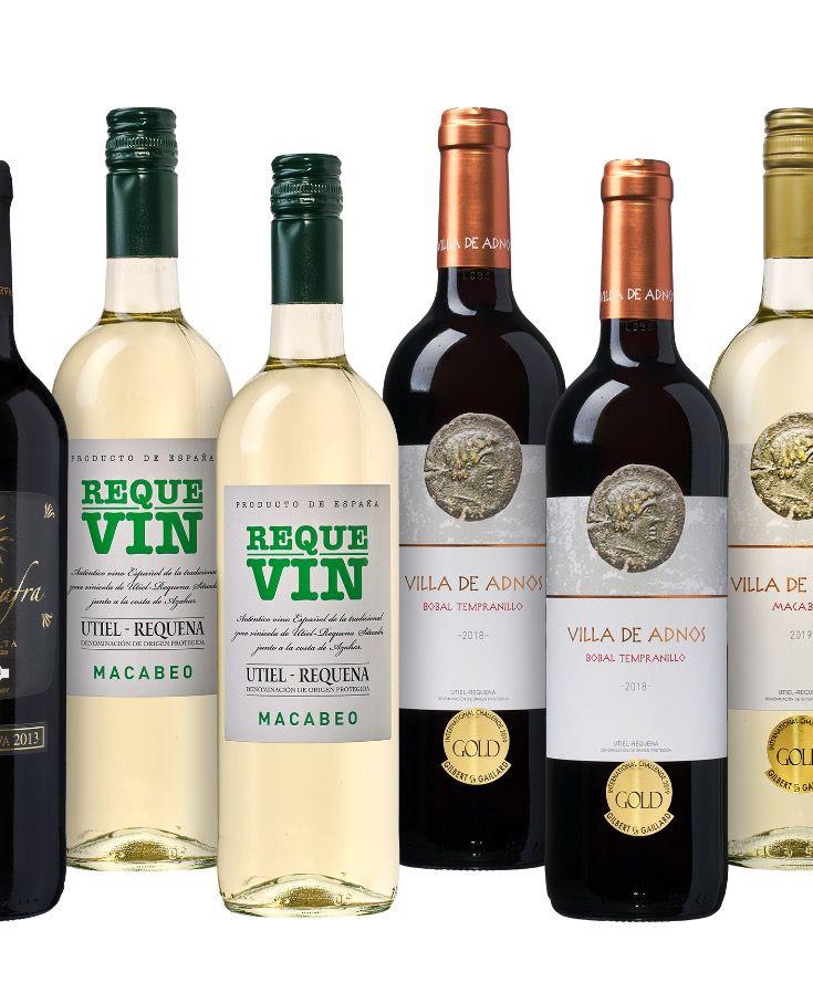12 Flaschen goldprämierter Château Bramefant Wein für 71,88€