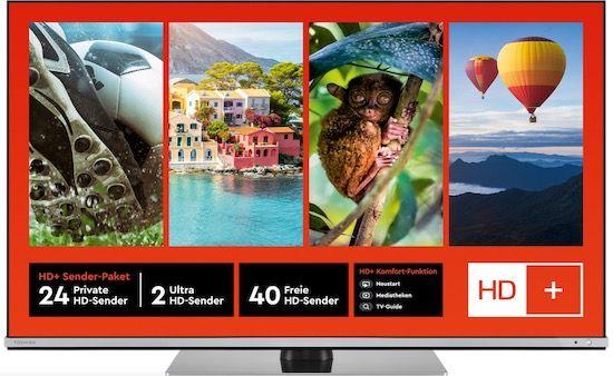 Toshiba 55UL6B63DG   55 Zoll UHD Fernseher für 388,75€ (statt 466€) + 6 Monate HD+ gratis