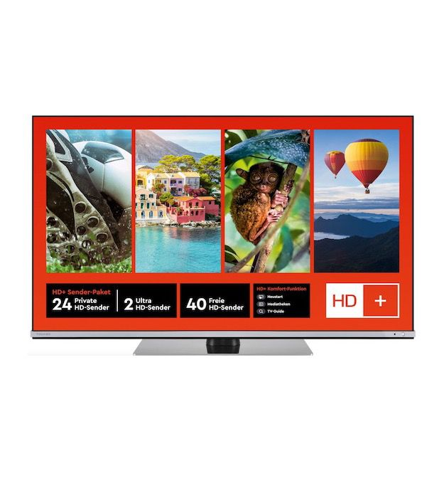 Thomson 32HB3105W   32 Zoll HD ready Fernseher für 179€ (statt 220€)