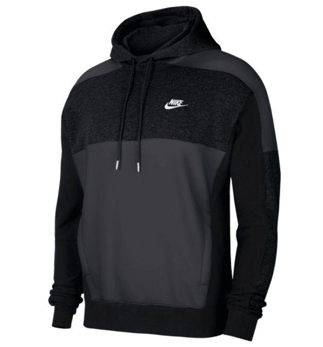 Nike Sportswear Hoodie BB CB im Farbblockdesign für 39,99€ (statt 58€)   S, M, L