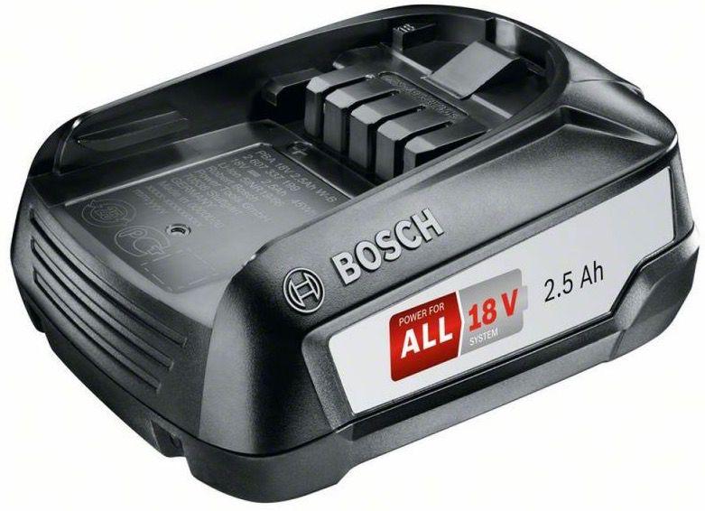 Vorbei! Bosch PBA 18V 2,5 Ah W B Akku für 29,54€(statt 42€)