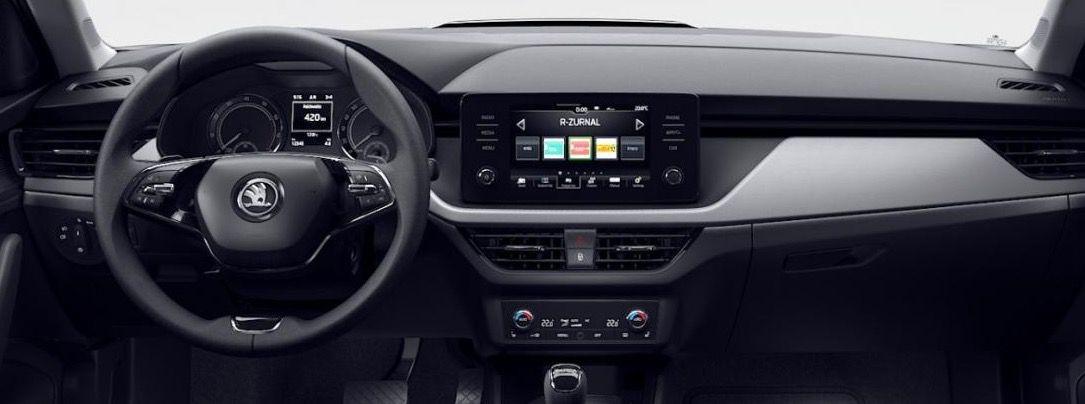 Skoda Kamiq Drive 125 mit 116 PS für 179€ mtl.   LF: 0.68