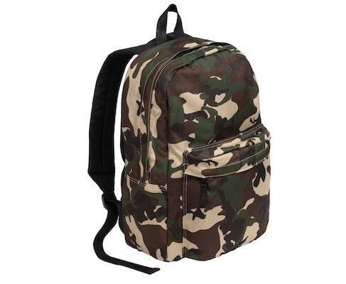 Dickies Indianapolis Rucksack mit Camouflage Muster für 10,61€ (statt 18€)