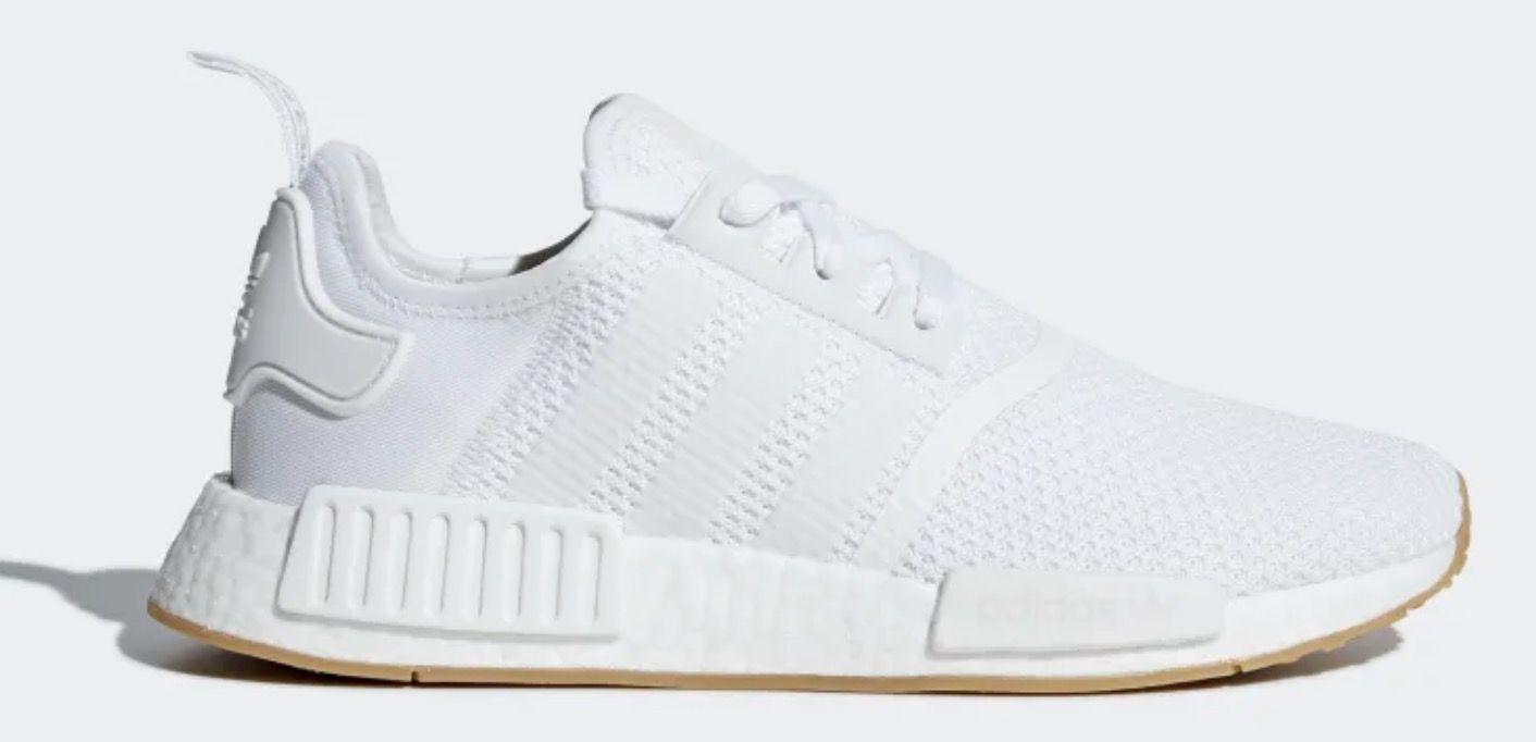 adidas originals NMD R1 Sneaker Cloud White / Core Black für 95,49€ (statt 122€)