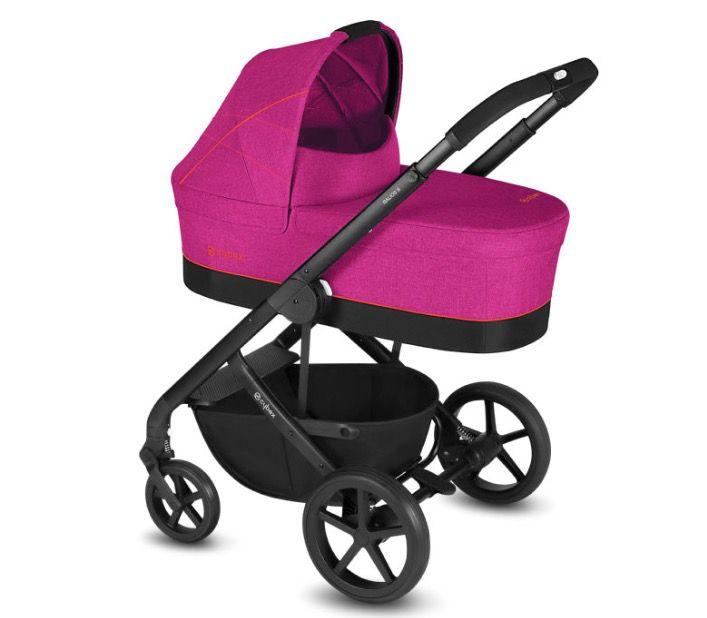 cybex Gold Aton M Babyschale in Mystic Pink purple für 71,88€ (statt 116€)
