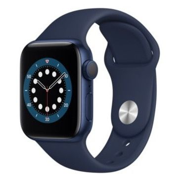 Diners Club: Apple Watch Series 6 Blau Aluminium 40mm mit Sportarmband ab 325,49€(statt 417€)   genau lesen