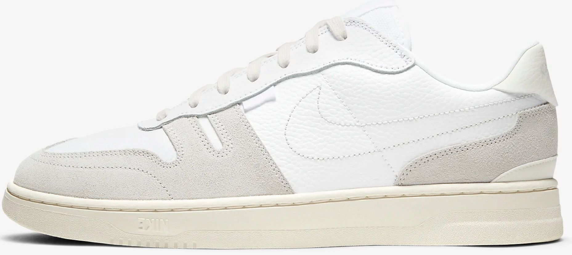 Nike Squash Type Herren Sneaker im Retro Design für 44,78€ (statt 72€)