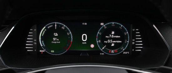 Privat: Skoda Octavia Combi iV First Edition Hybrid mit 204 PS für 211,53€mtl.   LF: 0.63