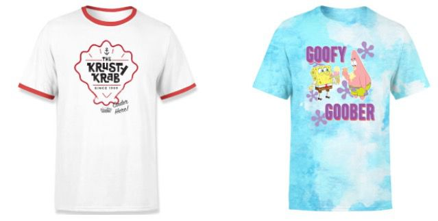 Spongebob T Shirt + Tasse für 11,48€ (statt 18€)