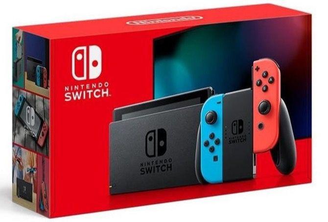 Abgelaufen! Nintendo Switch (neue Edition) für 29€ + Vodafone Flat mit 5GB LTE für 14,99€ mtl.