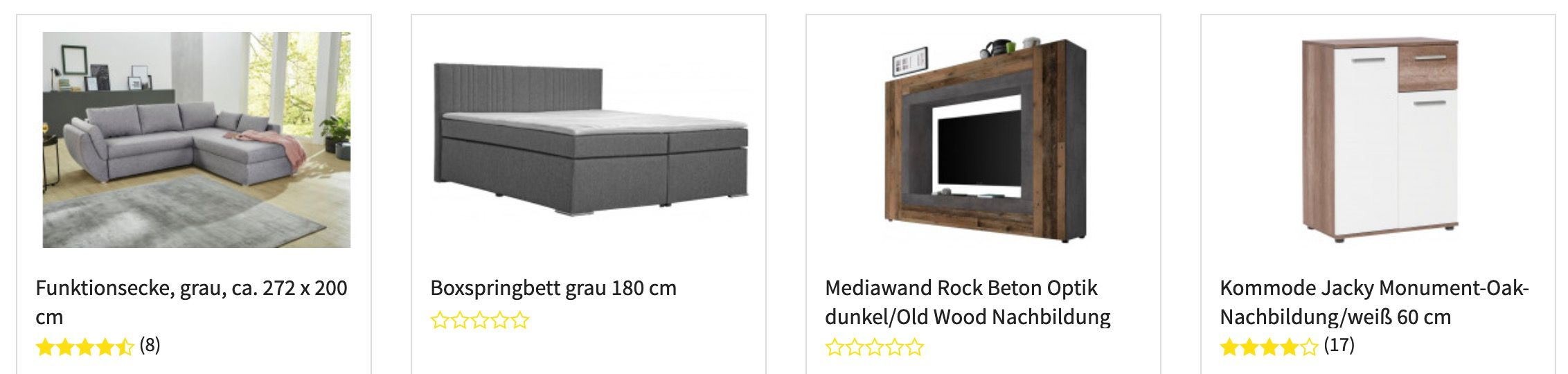 Poco mit 20,79% Rabatt auf (fast) alles auch im Sale   günstige Möbel & Co.