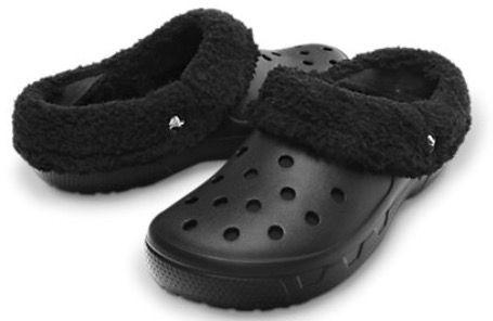 Crocs Black Friday Sale   z.B. Crocs Mammoth Evo Clog mit kuscheligem Innenfutter für 35,99€ (statt 48€)
