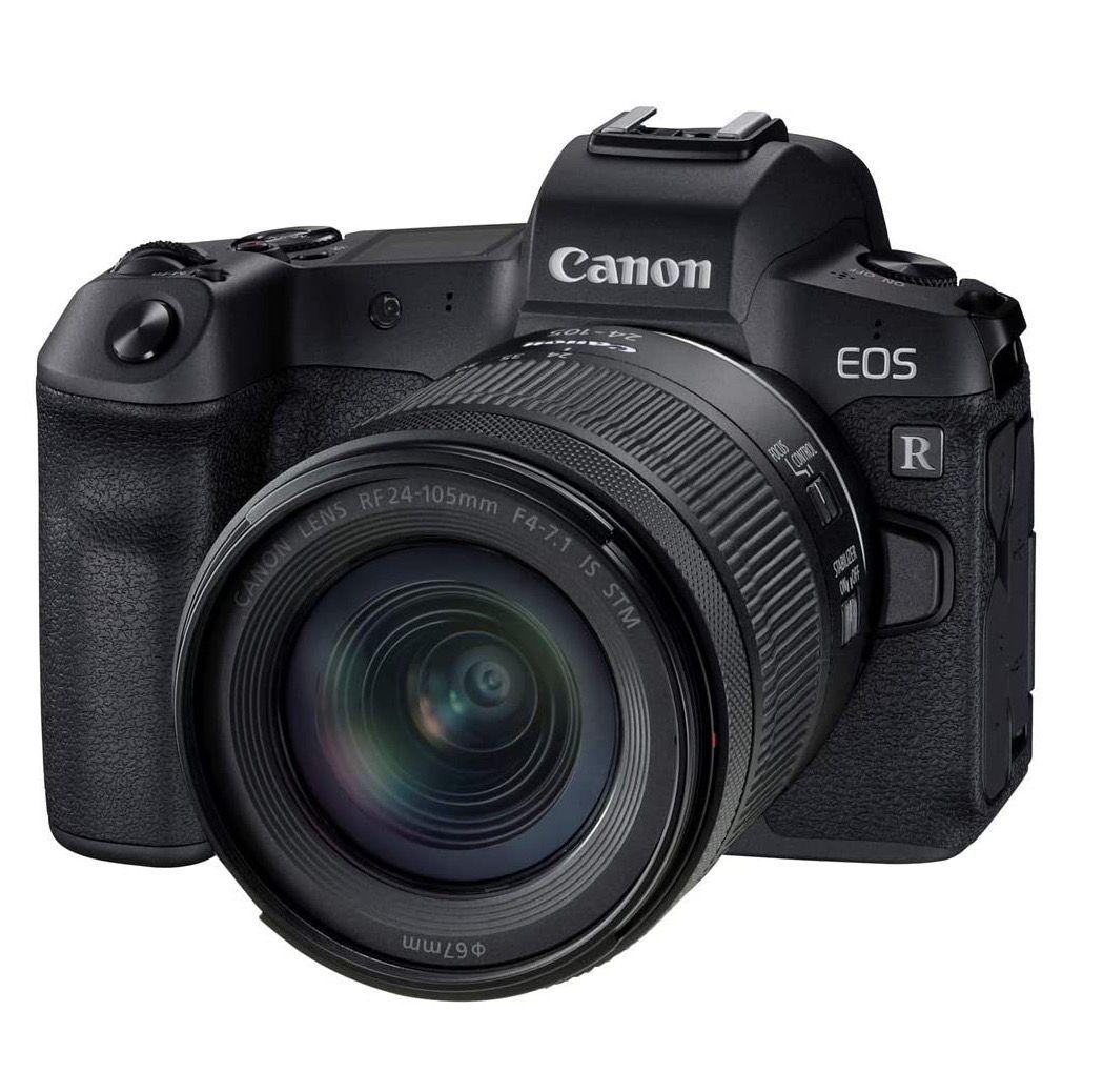 Canon EOS RP Kit Systemkamera mit Objektiv 24-105 mm für 1.101€ (statt 1.366€)