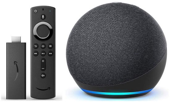 Fire TV Stick (2020) oder Echo Dot (4) + allmobil Flat im Vodafone Netz mit 5GB LTE für 7,99€ mtl.