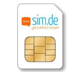 Sim.de o2 Allnet-Flat mit 7GB LTE für 7,99€ mtl. – nur 3 Monate Laufzeit