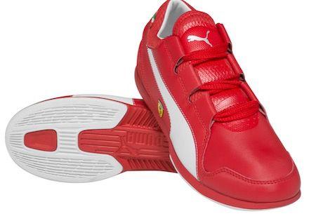 Puma Valorosso Scuderia Ferrari WebCage Sneaker für 33,94€(statt 52€)