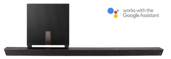 Definitive Technology Studio Slim Soundbar + Subwoofer für 303,86€(statt 584€)