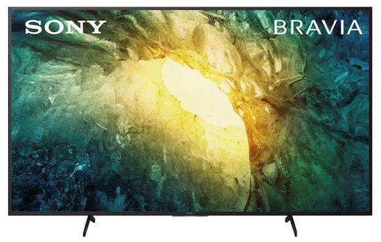 Sony KD 65X7055   65 Zoll UHD Fernseher für 638,24€ (statt 777€)
