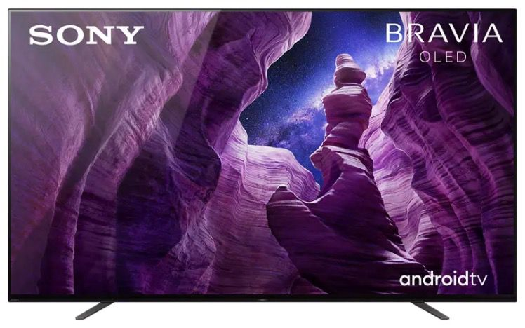 Sony KD 65A8   65 Zoll OLED UHD Fernseher für 2.324,77€ (statt 2.549€)