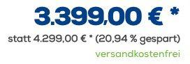Sony KD 77AG9   77 Zoll OLED UHD Fernseher mit 120 Hz für 3.399€ (statt 3.999€)