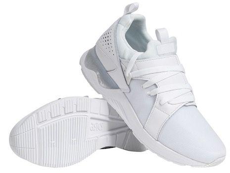Asics Tiger GEL Lyte V Sanze Sneaker in Weiß für 43,94€ (statt 55€)