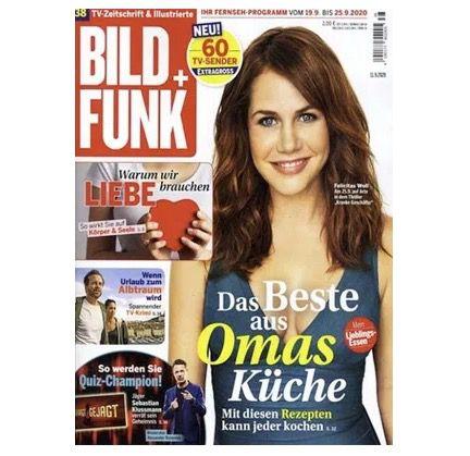 Top! Bild der Frau Jahresabo für 88,40€ + Prämie: 75€ BestChoice Gutschein