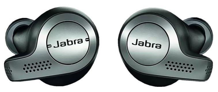 JABRA Elite 65t In ear True Wireless Kopfhörer für 67,26€ (statt 86€)