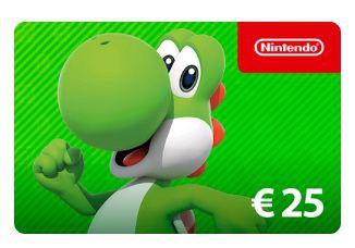 Nintendo Switch (neue Edition) + 25€ Nintendo eShop Gutschein für 49€ + Vodafone Allnet Flat mit 5GB LTE für 14,99€ mtl.