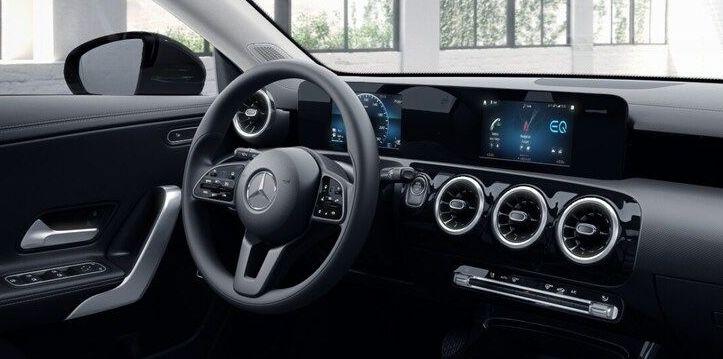Gewerbe: Mercedes CLA 250e Shooting Brake mit 262 PS für 169€ mtl. netto   LF 0.45