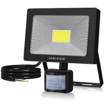 30% Rabatt auf MEIKEE LED-Außenstrahler mit Bewegungsmelder – z.B. 50 Watt für 22,49€ (statt 30€)