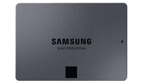 Samsung 870 QVO Interne SATA SSD 4TB ab 319€ (statt 353€)