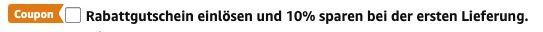 24er Pack Nestle Lion Schokoriegel ab 7,64€