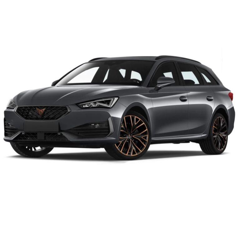 Seat Leon Sportstourer Cupra 4Drive DSG mit 310 PS für 219€ mtl. + Schlussrate – LF: 0.44