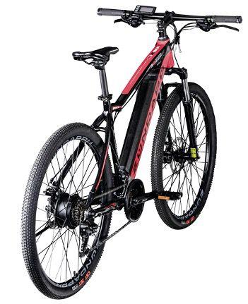Zündapp Z801 650B E Bike MTB 27,5 Zoll 7 Gang für 899€ (statt 1.117€)