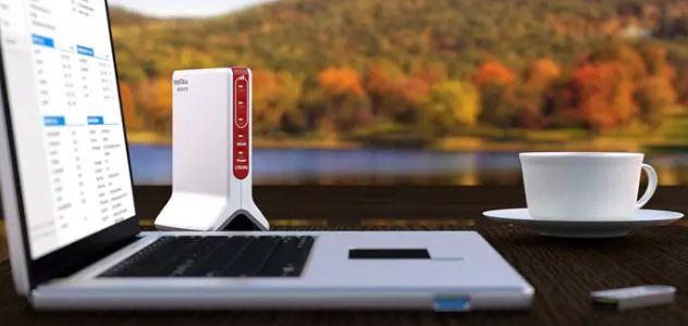 AVM FRITZ!Box 6820 LTE V3 WLAN N Router für 99,64€ (statt 125€)