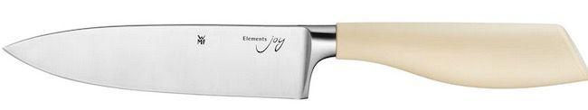 WMF Elements Messerblock 4 teilig mit 3 Messern und Block für 49,99€ (statt 65€)