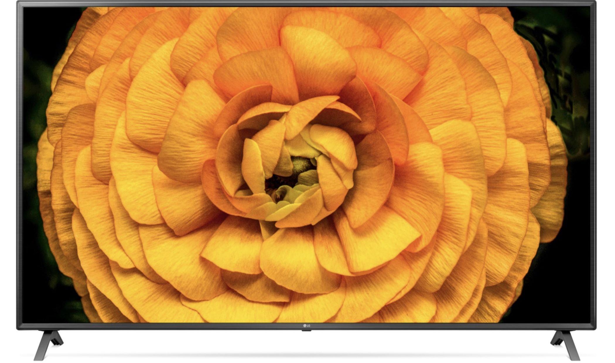 LG 86UN85006LA   86 Zoll UHD Fernseher mit HDMI 2.1 + Dolby Atmos für 1.219,10€ (statt 1.549€)